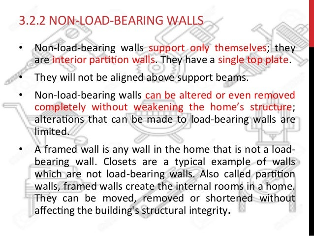 Chapter 6 for Can a load bearing wall be removed