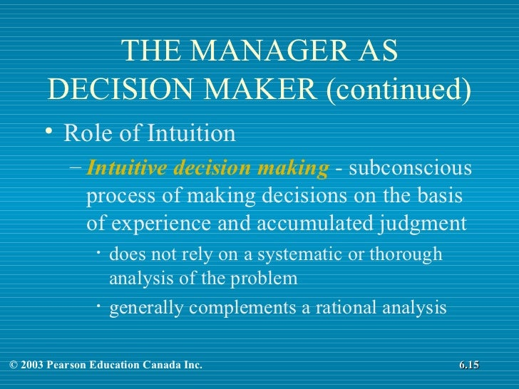 parameters of ethical decision making The importance of ethics in criminal justice 3 to live ethically is to think about things beyond one's own interests when i think ethically i become ment of tools that enhance ethical decision making training in critical ethics helps to develop.