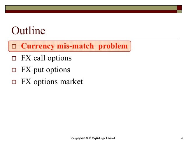 Fx options and structured products uwe