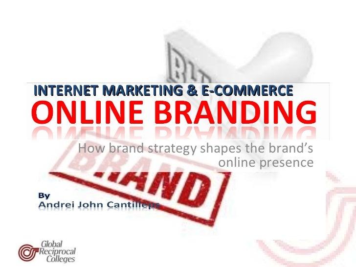 e commerce branding strategies pdf