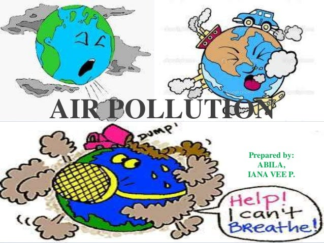 air pollution what causes air