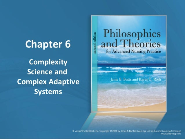 an overview of the chaos theory and complexity in science Complexity science may give conceptual tools and methods of analysis for this kind of interactions some efforts may have concentrated more on the homeopathic medicine as an entity in itself, others also considered the effect of the medicine on the body.