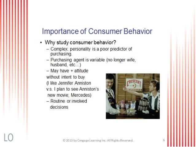 ch 1 h w consumer behavior What is consumer behavior chapter 1 overview of consumer behavior every day interactions important to: marketers policymakers consumers consumer behavior two.