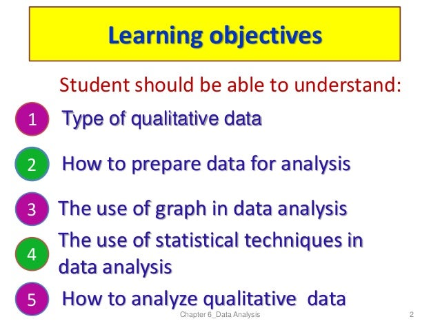 a data analysis of in chapter four Writing chapters 4 & 5  chapter 4 is titled based on the research tradition used:  step 2: report descriptive analysis of demographics  note: choose the best option depending on the volume of data or size of study.