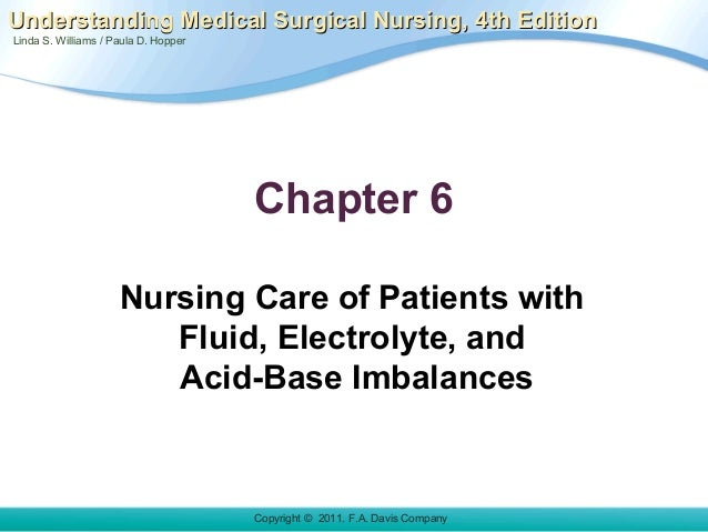 Understanding Medical Surgical Nursing, 4th EditionLinda S. Williams / Paula D. Hopper                                    ...