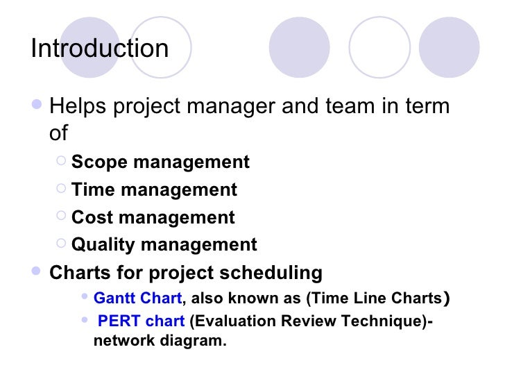 TID Chapter 6 Introduction To Microsoft Project Slide 3