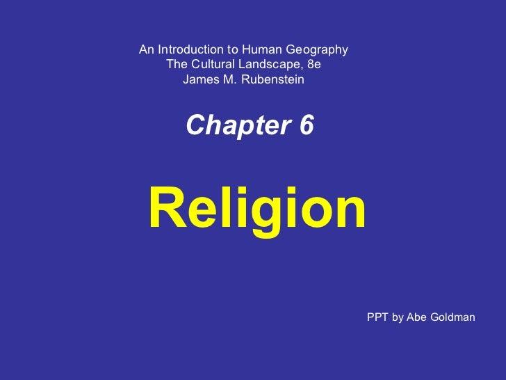 aphg chapter 6
