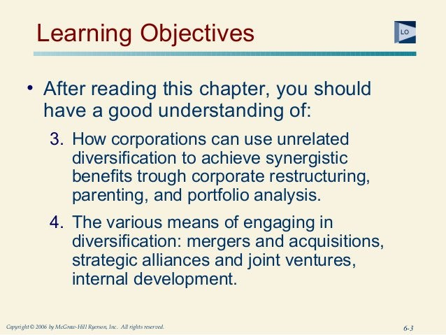 Learning Objectives        • After reading this chapter, you should          have a good understanding of:                ...