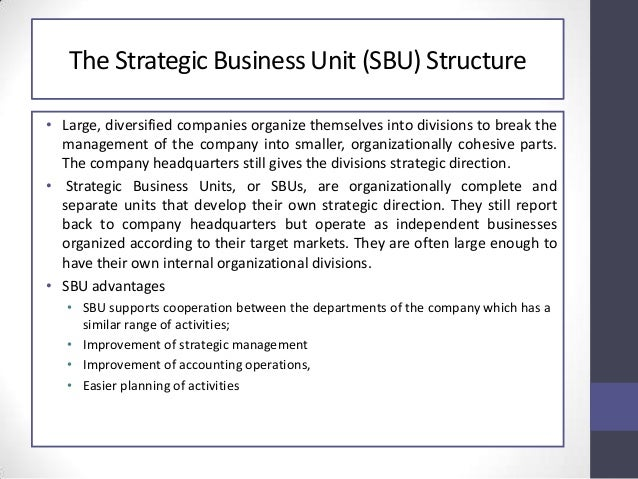 Strategy importance in business