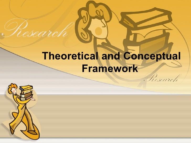 What Is Theoretical Framework?