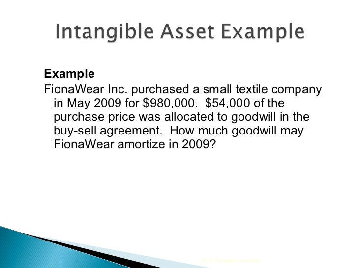 197 intangible assets chapter 7