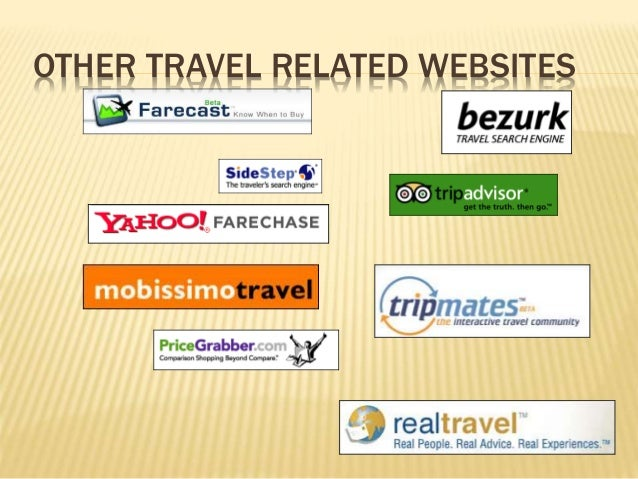OTHER TRAVEL RELATED WEBSITES