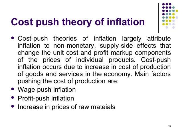 demand pull inflation develops when