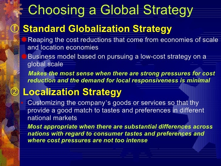 Global Marketing: Strategies, Definition, Issues, Examples
