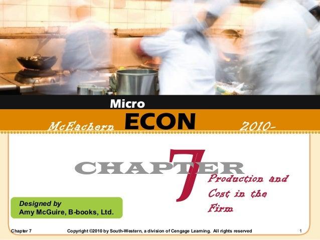 Micro            McEachern                     ECON                                                 2010-            2011 ...
