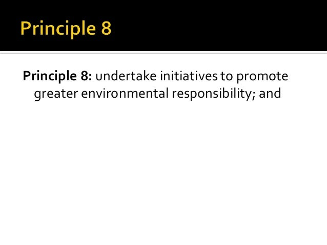 seven environmental principles The official public website of the new york district, us army corps of engineers.