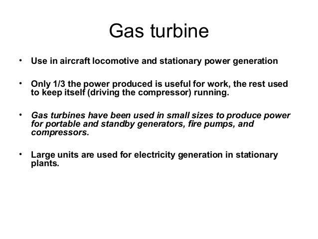 Chapter 71  gas turbine Slide 3