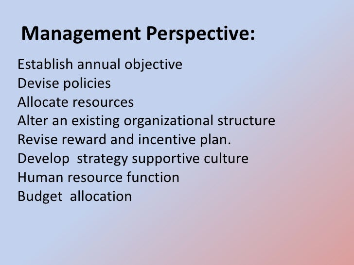 Strategic Issues: The Pivotal Process for Strategic Success