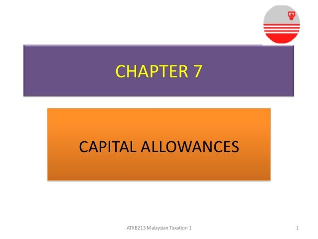 capital allowances Which guides you through capital allowances for self-employed people, showing you how investing in your business can reduce your tax bill.