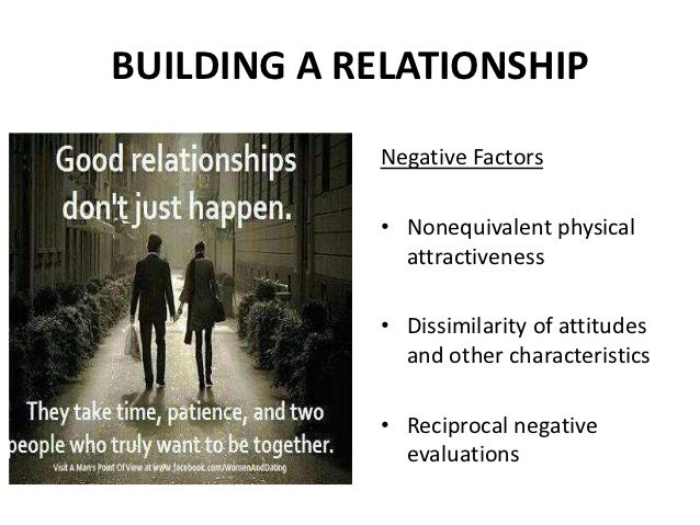 stages of a relationship before marriage