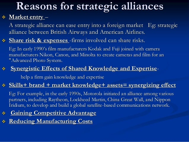 1. International Strategy: In this, firms create value by transferring products and service to foreign markets where these...