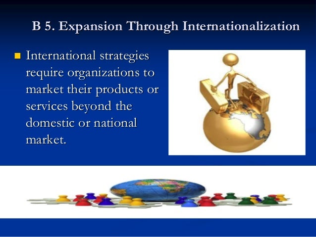 Transnational Strategy: A Tug of War  A coordinated approach to internationalization in which the firm strives to be more...