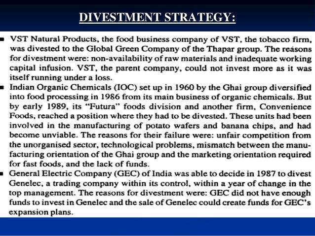 Corporate Level Strategies