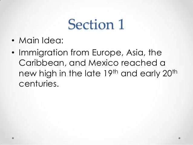 chapter 7 immigration review sections 1 3 autosaved. Black Bedroom Furniture Sets. Home Design Ideas