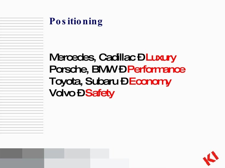 Marketing strategies of BMW and Mercedes-Benz - Sample Essay