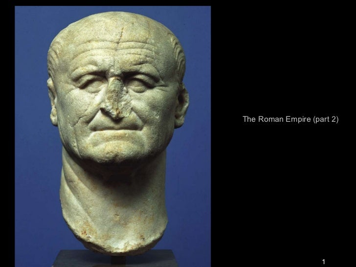 The Roman Empire (part 2)