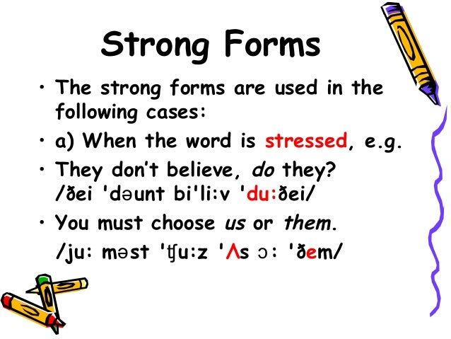 Chapter 7 strong and weak forms