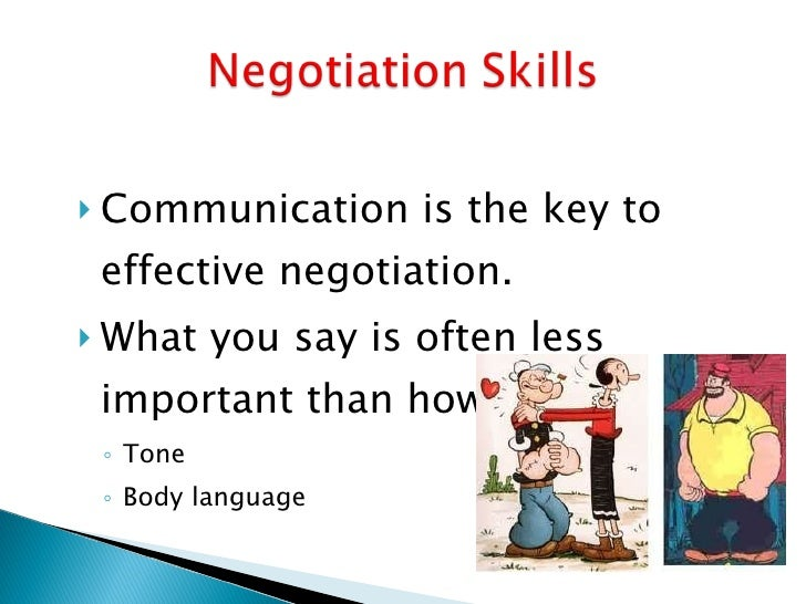 Chapter 8: Conflict Management Skills