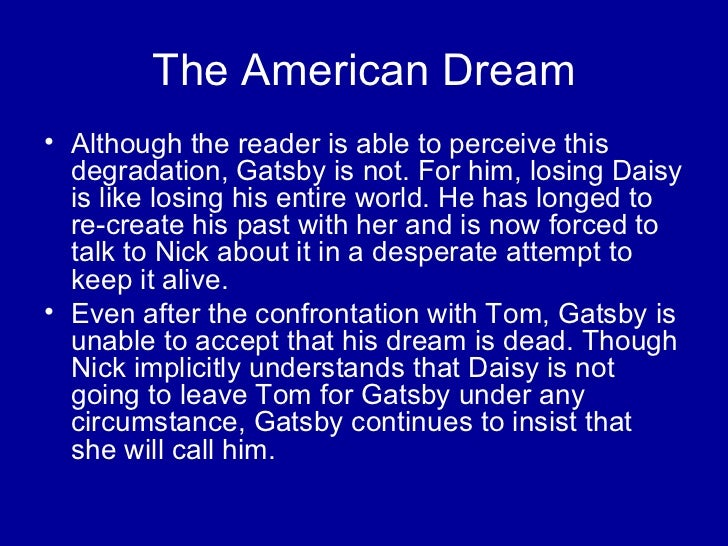 What is theme of The Great Gatsby in Chapter 9?