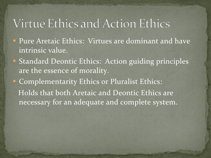 virtue based ethics and duty based ethics in This case study on financial ethics discusses the aristotelian concept of virtue ethics and it's application in the famous raj gupta kantian duty based ethics.