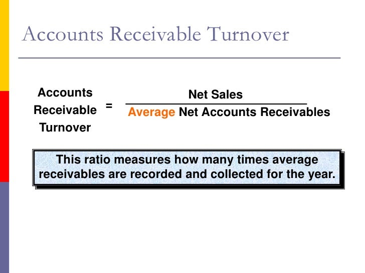 account receivables turnover ratio analysis p g Receivables turnover ratio (also known as debtors turnover ratio) is computed by dividing the net credit sales during a period by average receivables.
