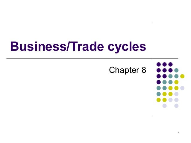 Business/Trade cycles Chapter 8 1