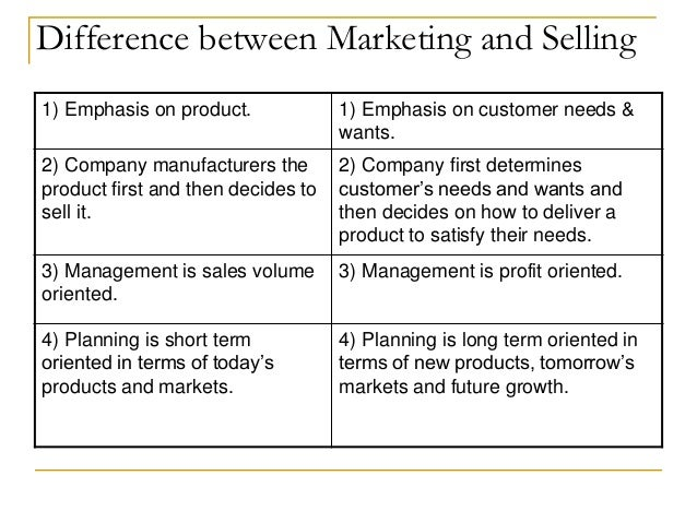 difference between personal selling and direct marketing Chapter 8. personal selling
