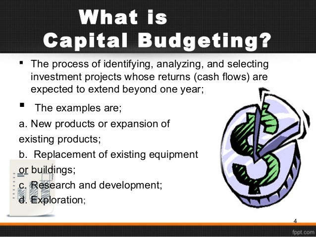 3 traditional methods of capital budgeting | financial analysis.