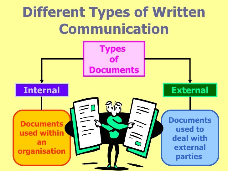 Types of Communication Medium