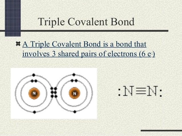 f6b8721066e Covalent Bonds  13.