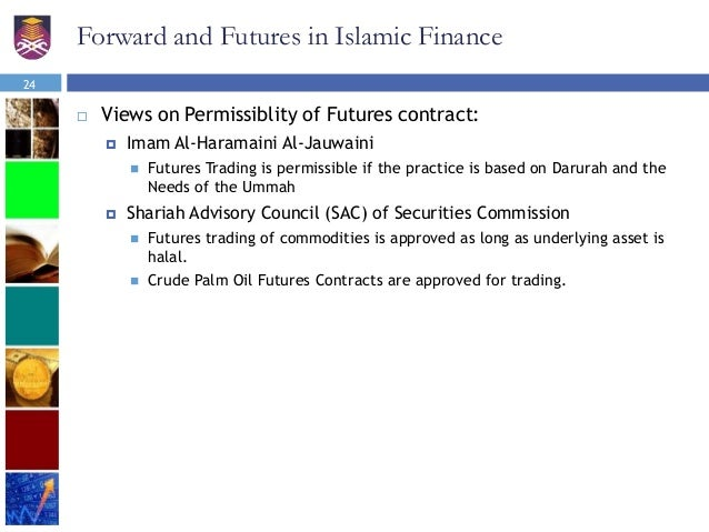 derivatives in islamic finance D contemporary derivatives in islamic finance 6 permissibility of the underlying variables and the recognition of the contract a permissibility of the underlying variables: interest rate benchmarks b permissibility of the underlying variables: currency benchmarks c the nature of money in islam d the recognition of the derivatives contract 7.