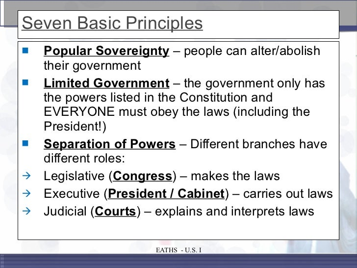 Chapter 8 Government, Citizenship, and the Constitution