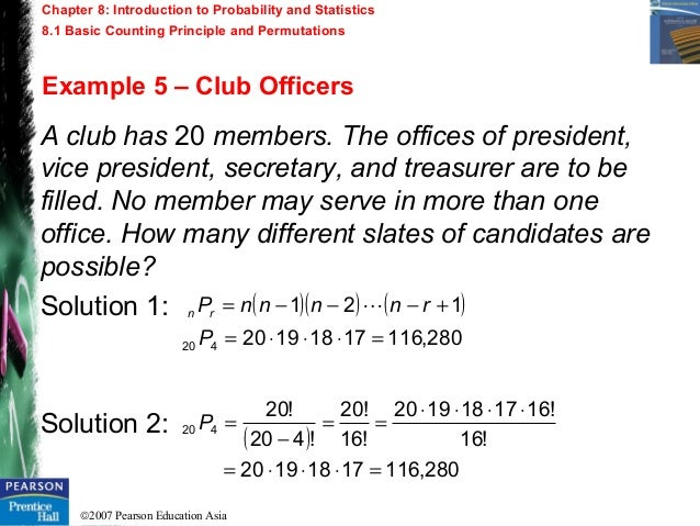 Statistics and probability problems with solutions sample 3.