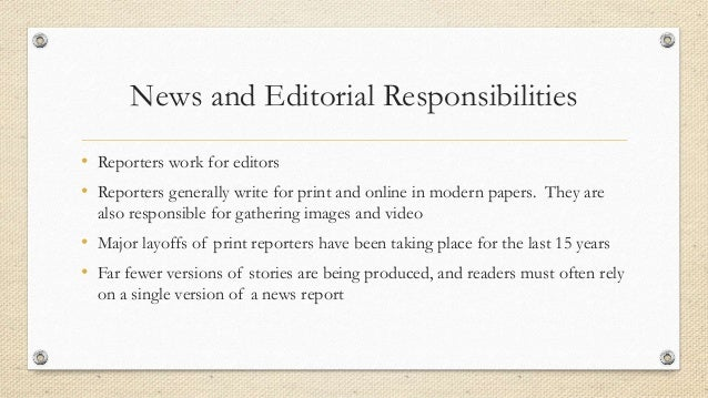journalism essay topics