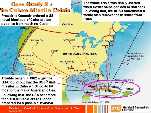 cuban missile crisis and united states