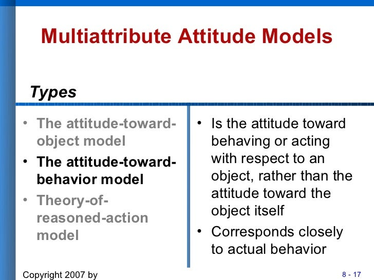 using attribution and attitudinal theories evaluate Part of this has to do with the type of attribution we are likely to use in a jaspars, j, fincham, fd, & hewstone, m (1983) attribution theory and.