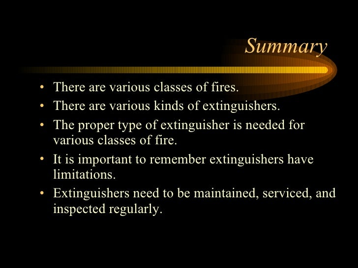 foam stored pressure fire extinguisher essay Contigency plan for fire essay general notes  foam stored pressure fire extinguisher introduction the fire extinguisher is a portable device used to put  this description explains.