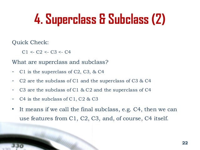 SUPERCLASS IN JAVA PDF DOWNLOAD