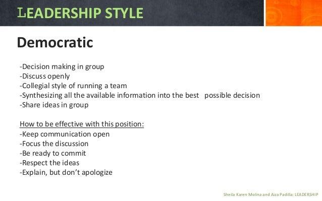 Organizational development leadership