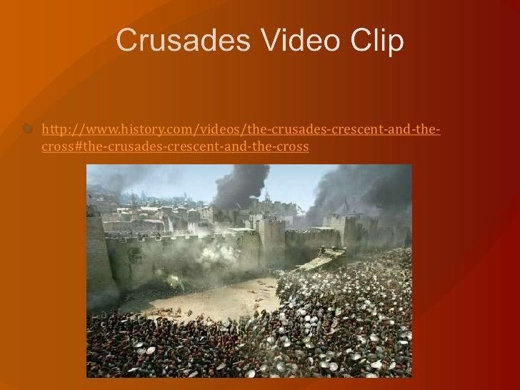 crusades topics